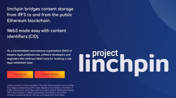 linchpin showcase