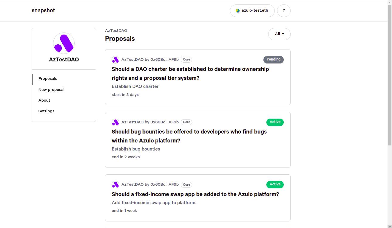 https://ethglobal.s3.amazonaws.com/rec11eSbMulVNFptj/Azulo_DAO_proposals_via_Snapshot_.png