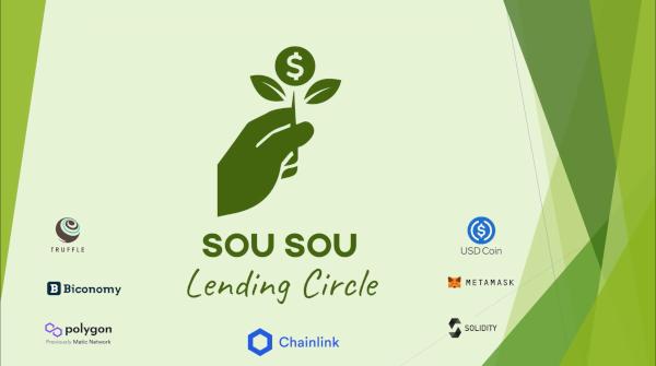 Lending Circle on Polygon showcase