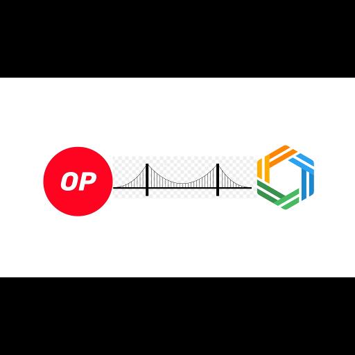 Cross rollups O(1) messages bridge