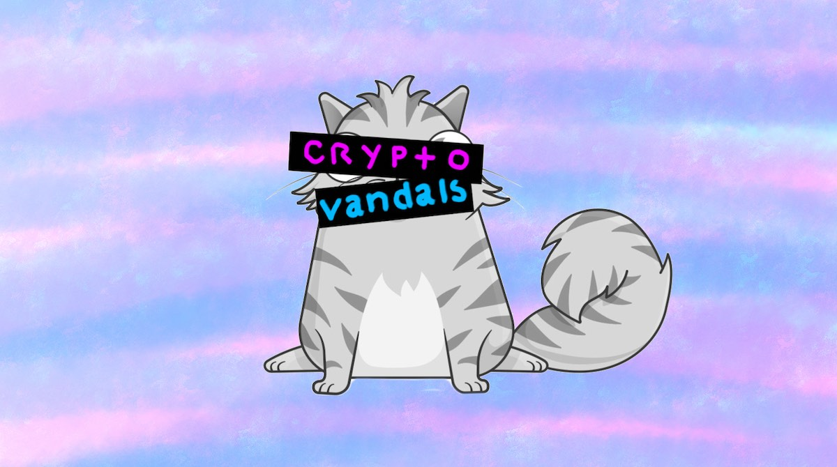CryptoVandals showcase