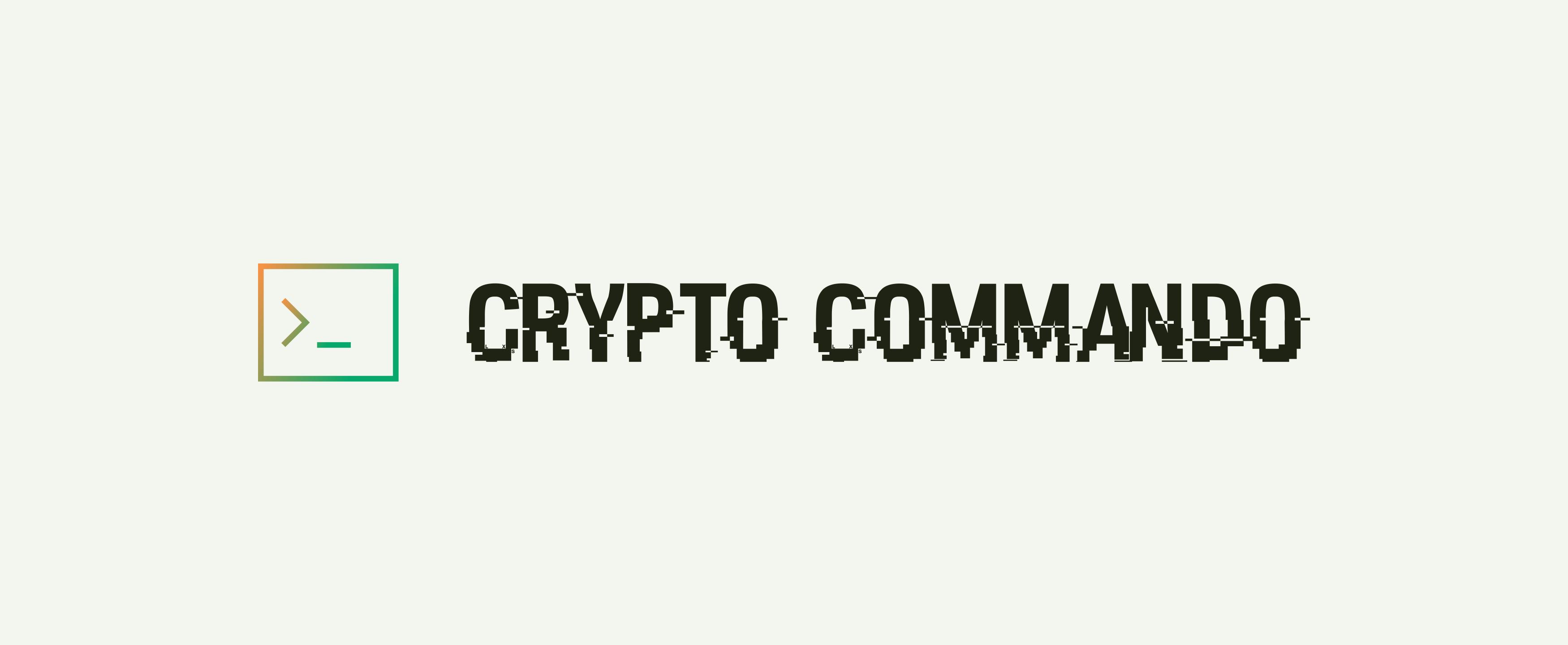 Crypto Commando showcase
