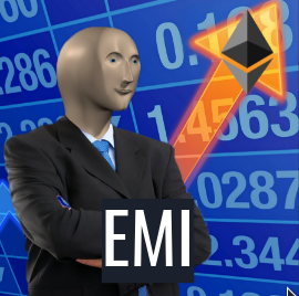 EMI - Eth Market Index