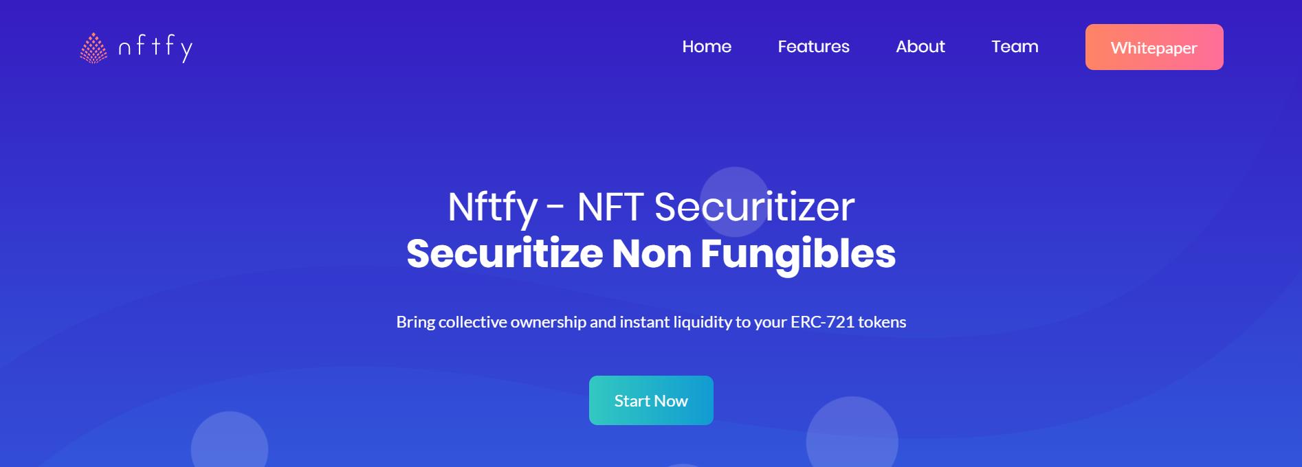 Nftfy showcase