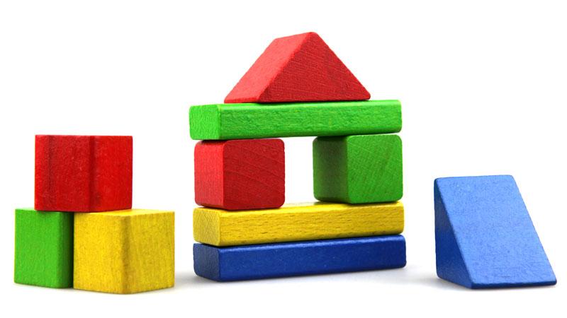Blocks showcase
