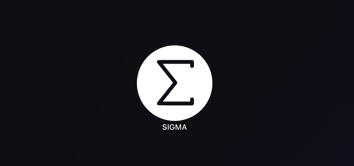 SIGMA showcase
