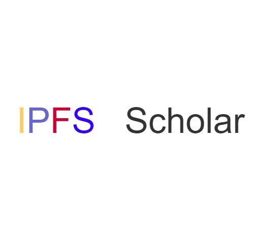 IPFS-scholar