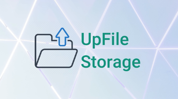 File Storage App showcase