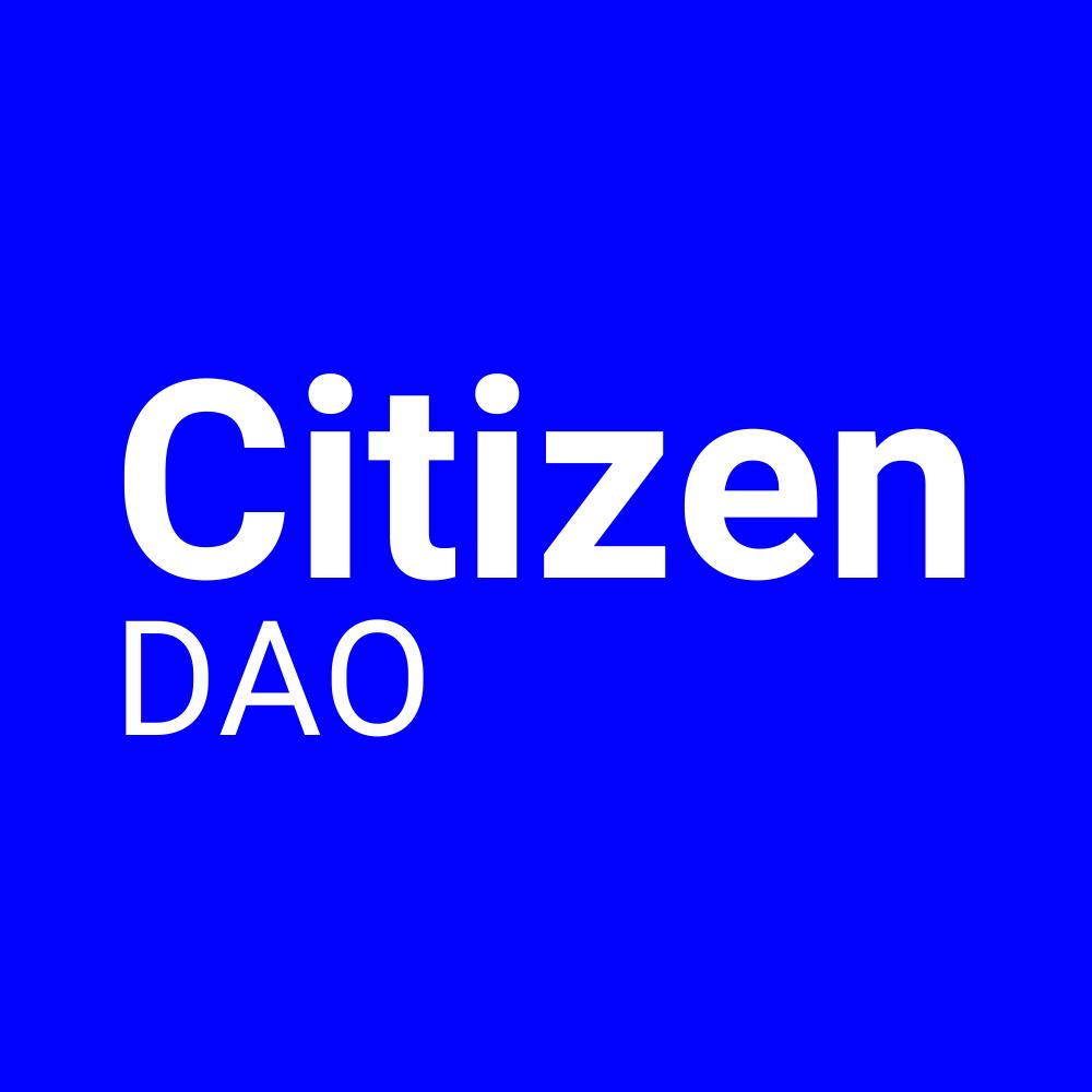 Citizen DAO