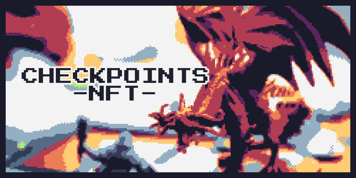 Checkpoints NFT showcase