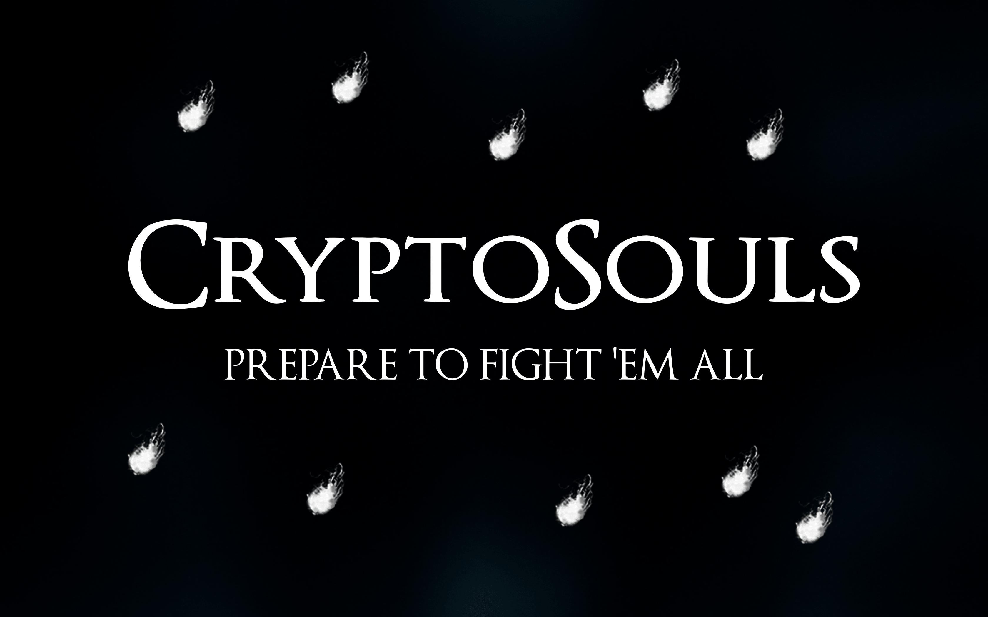 CryptoSouls showcase