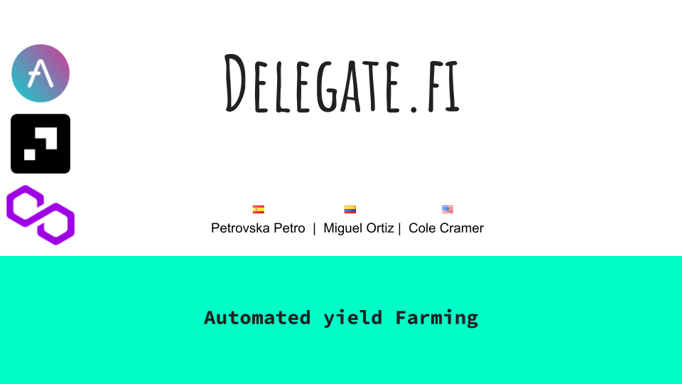 Delegate.fi showcase