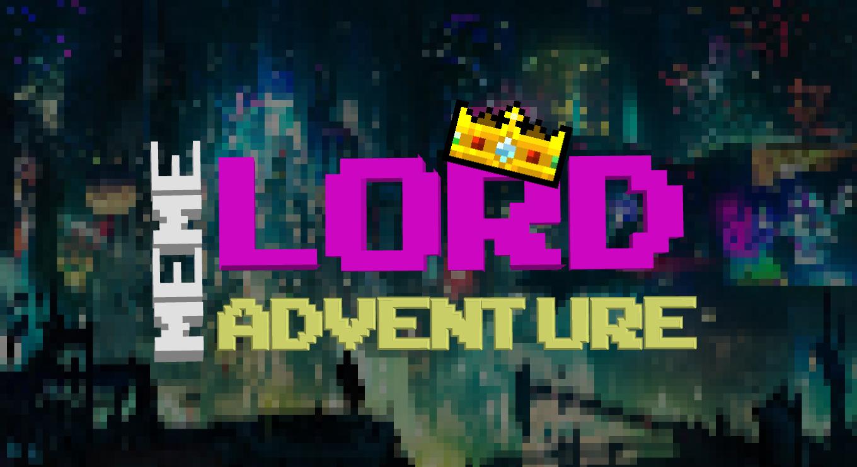 Meme Lord Game built with JVM Metaverse