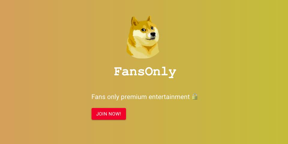 FansOnly showcase