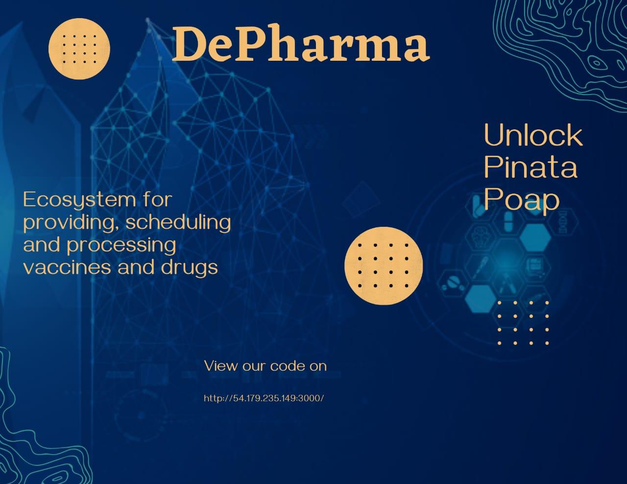 DePharma showcase