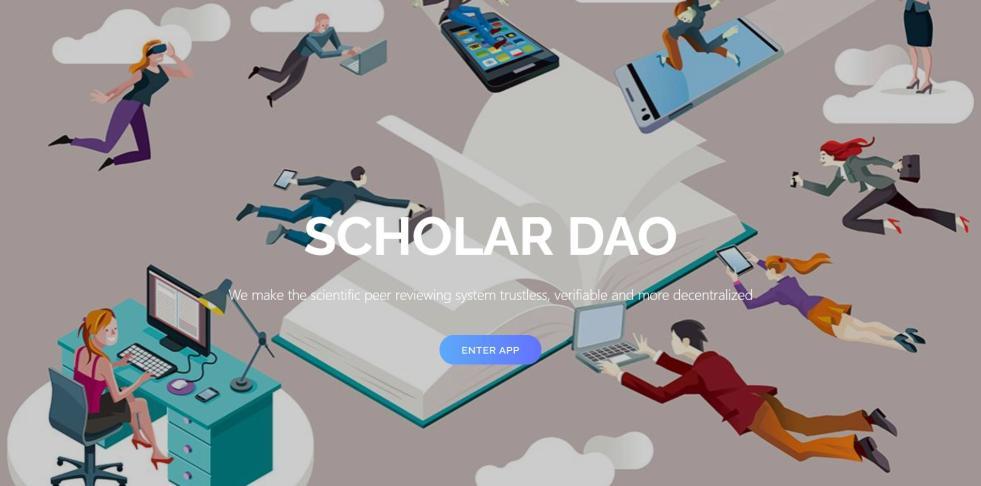 ScholarDAO showcase