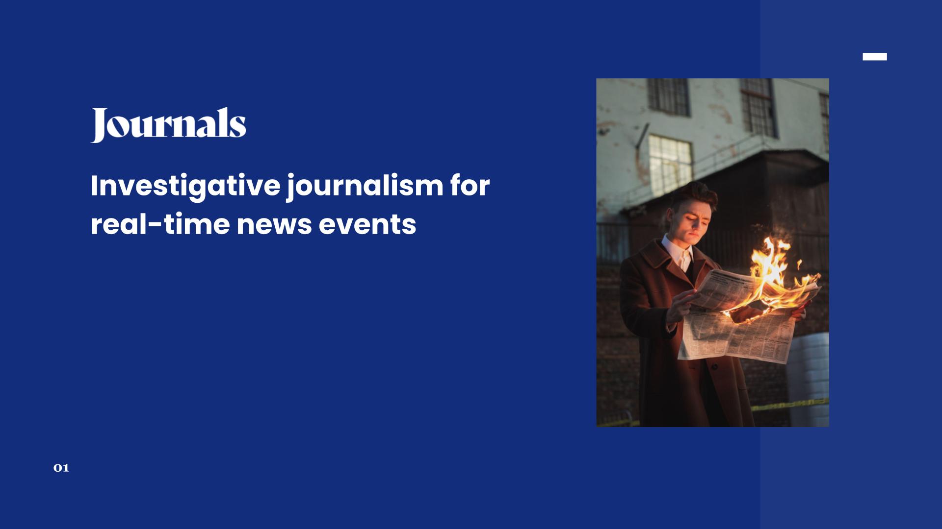 Journals showcase