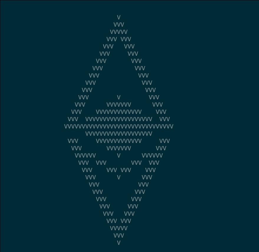 ASCII NFT