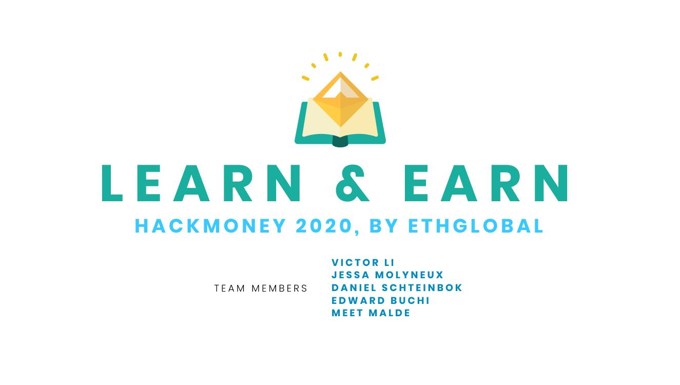 Learn & Earn showcase