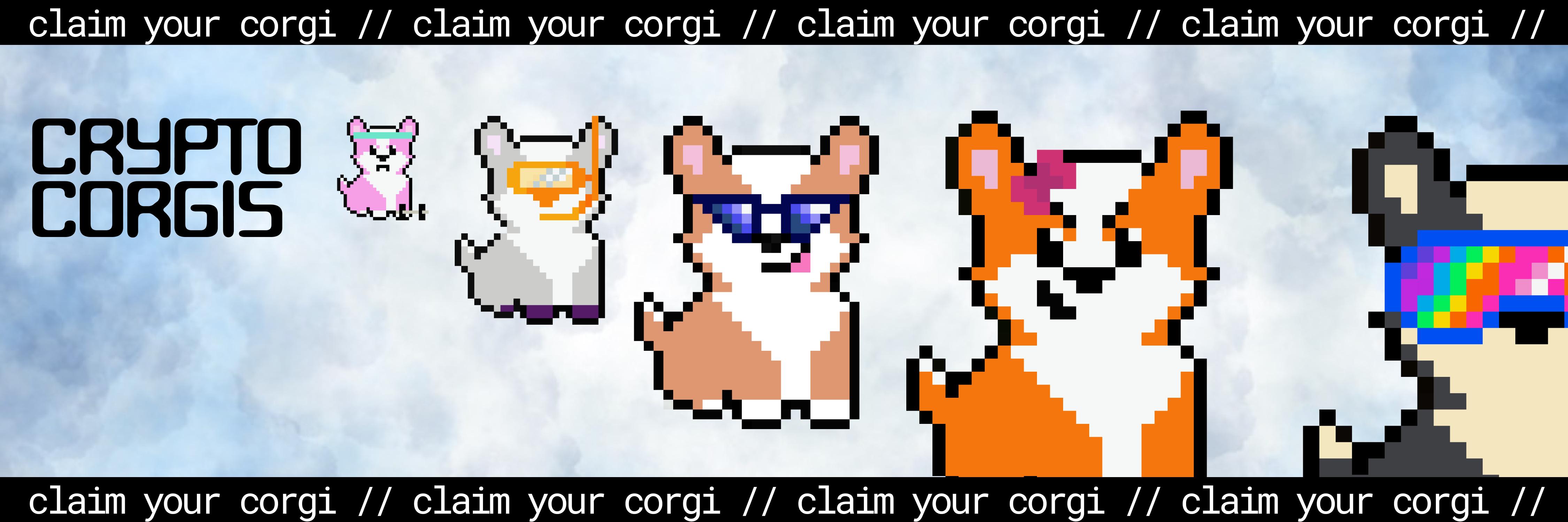 Crypto Corgis showcase