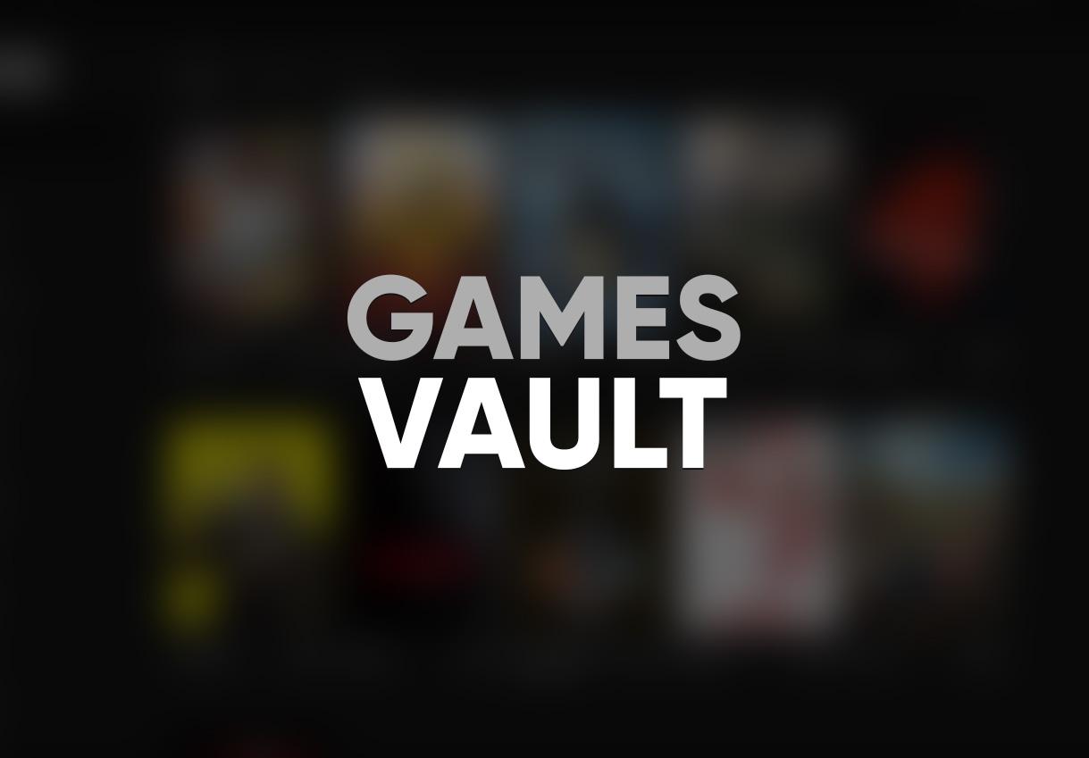 Games Vault showcase