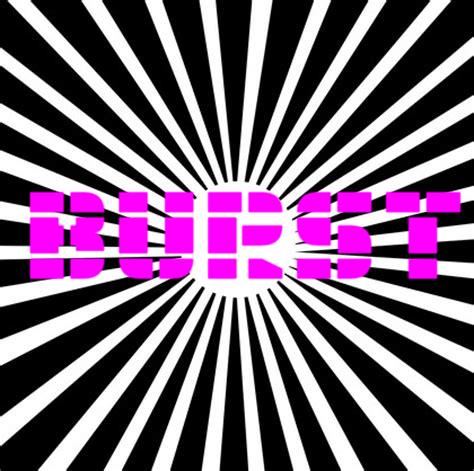 Burst NFT showcase