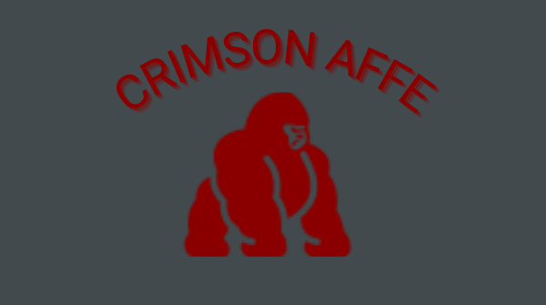 Crimson Affe showcase