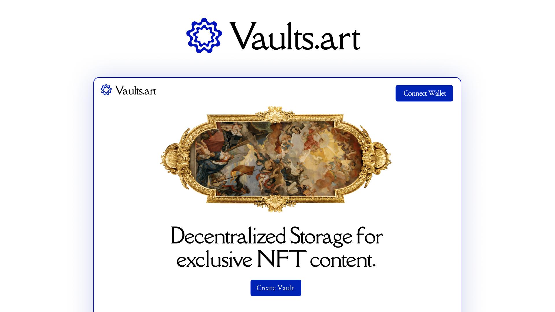 ArtVaults showcase
