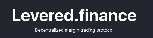 Levered.finance showcase