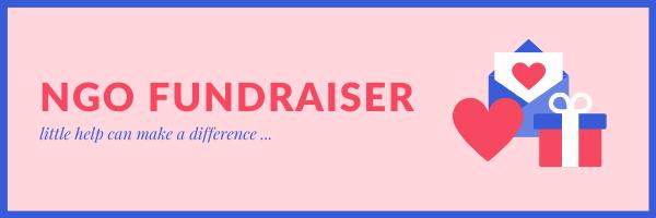 NGO Fundraiser showcase