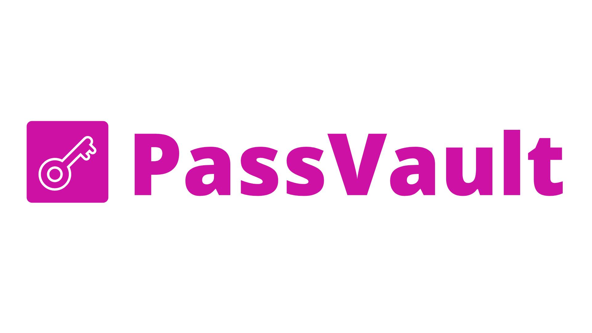 PassVault showcase