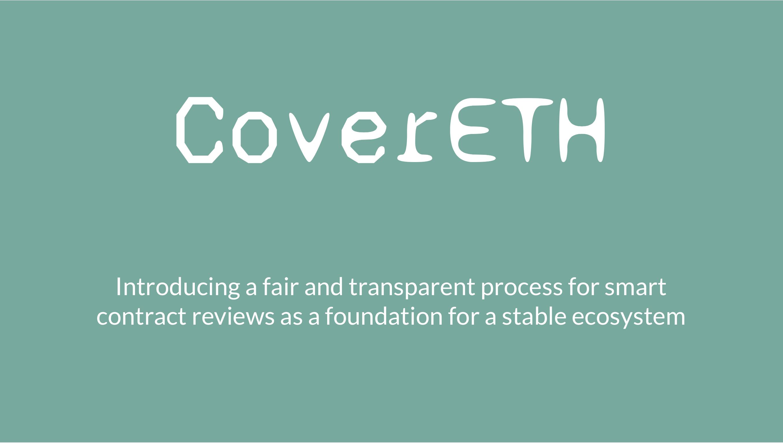 CoverETH showcase