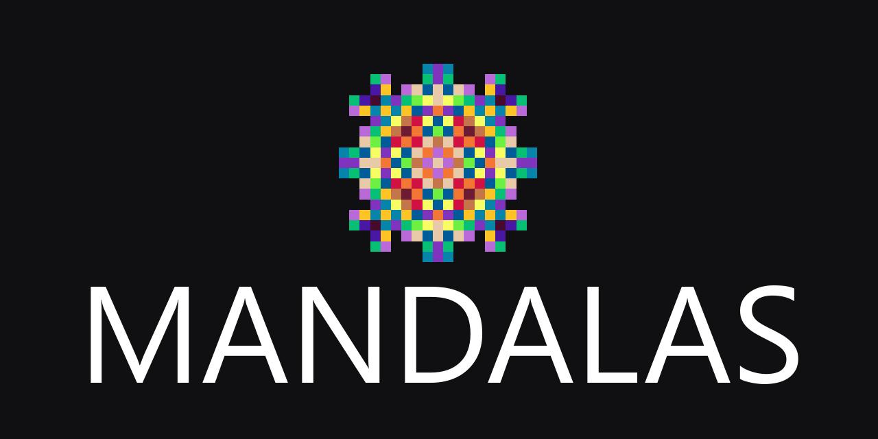 Mandalas showcase