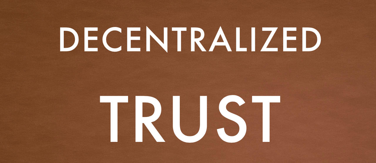 Trust showcase