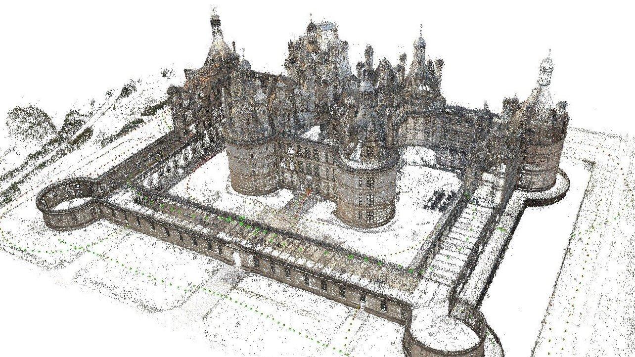 Photogrammetry (3D scanning) on Golem