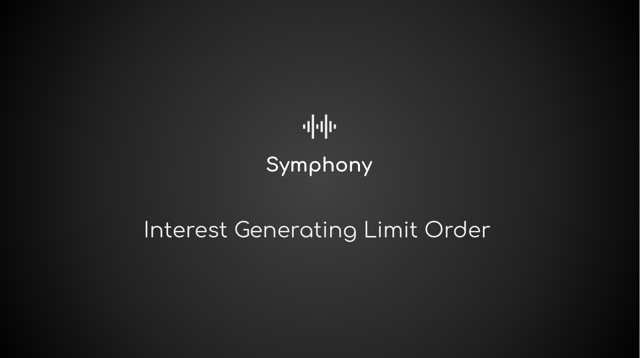 Symphony Finance showcase