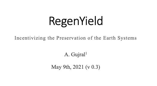 RegenYield
