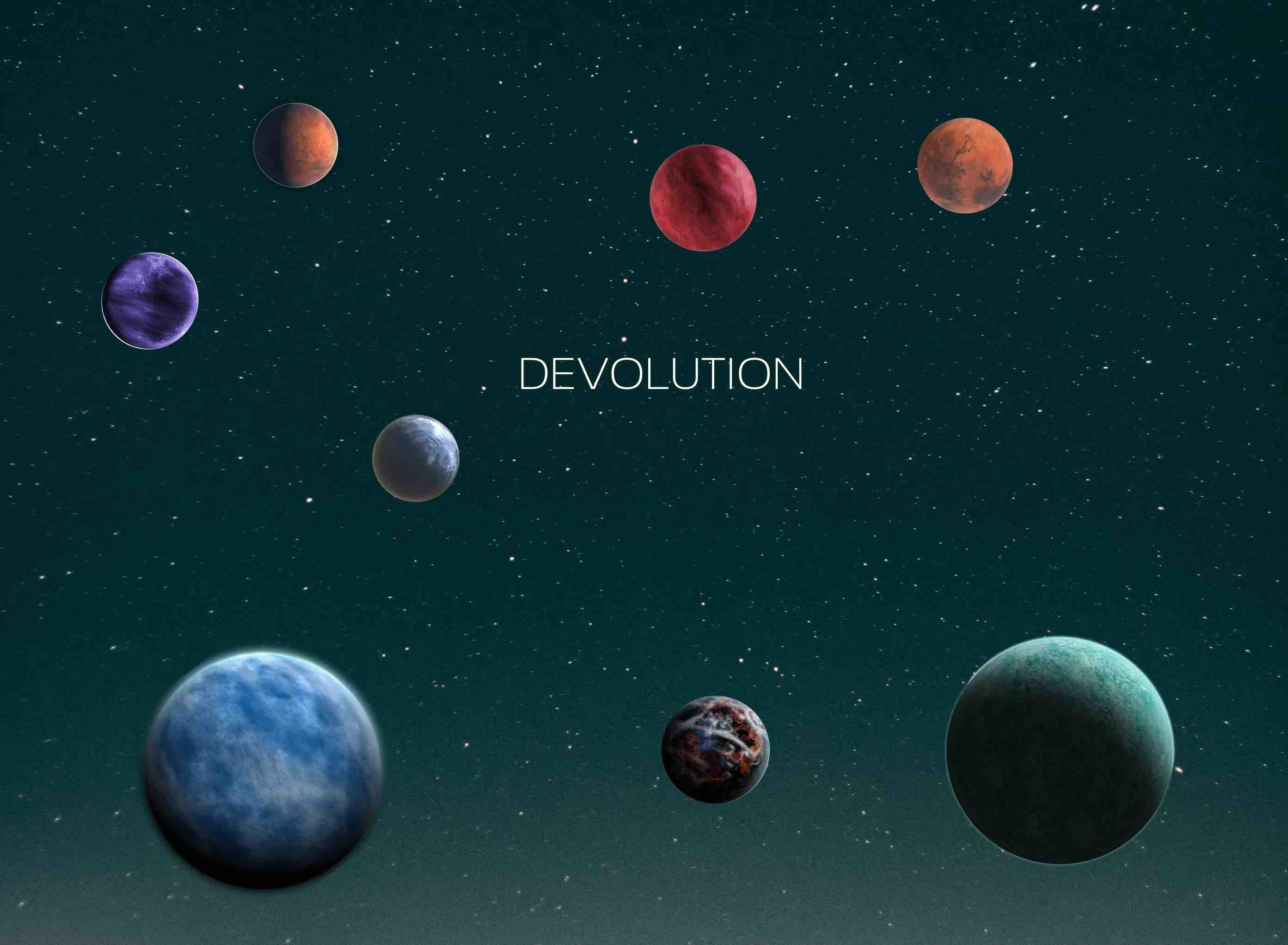 Devolution showcase