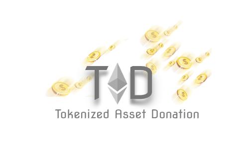 Tokenized Asset Donation