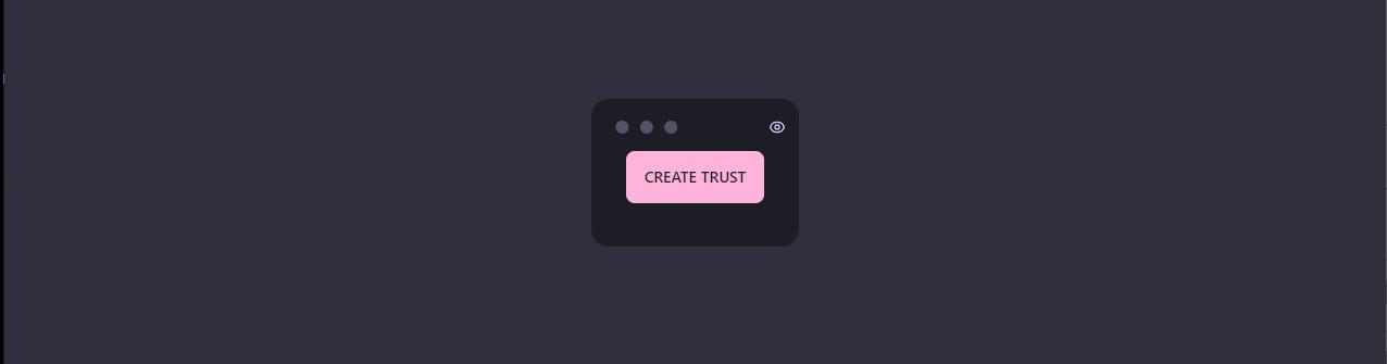 Crypto Trust showcase
