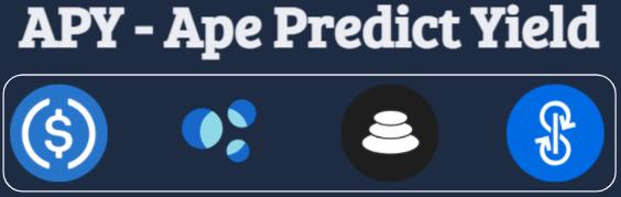APY - Ape Predict Yield showcase