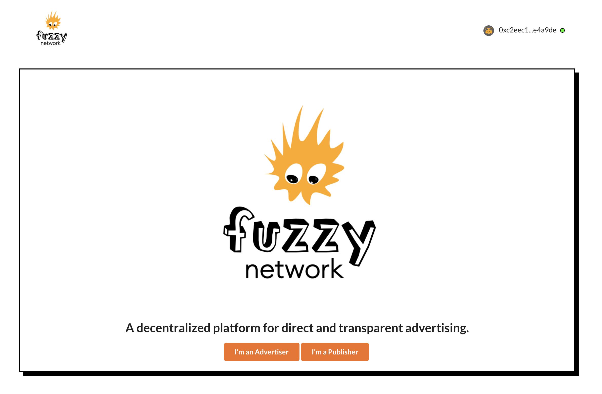 fuzzy ads showcase