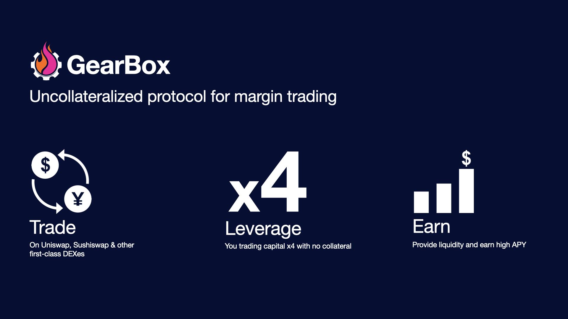 Gearbox protocol showcase