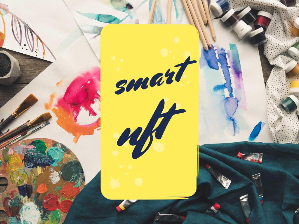 SmartNFT showcase