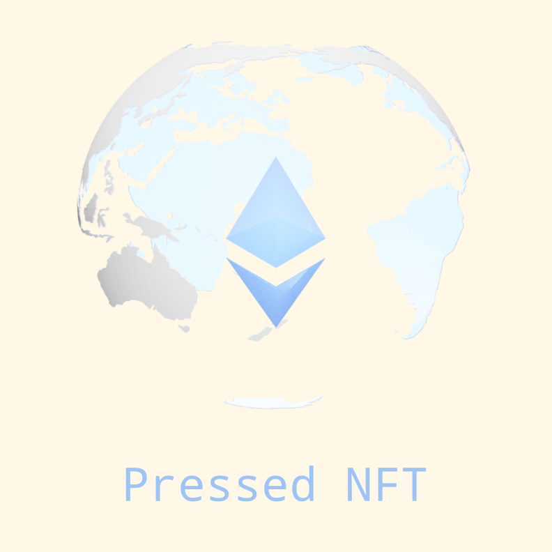 Pressed NFT