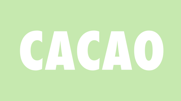 Cacao showcase