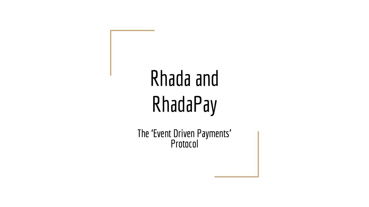 RhadaPay showcase