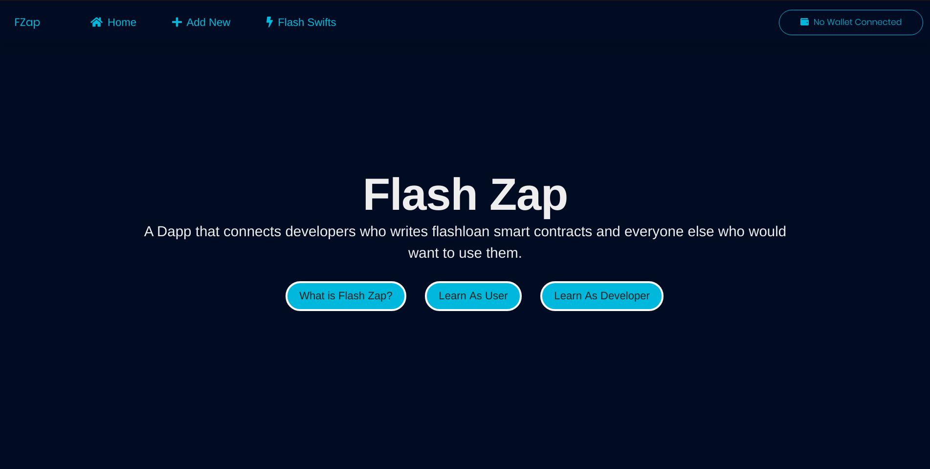 Flash Zaps showcase