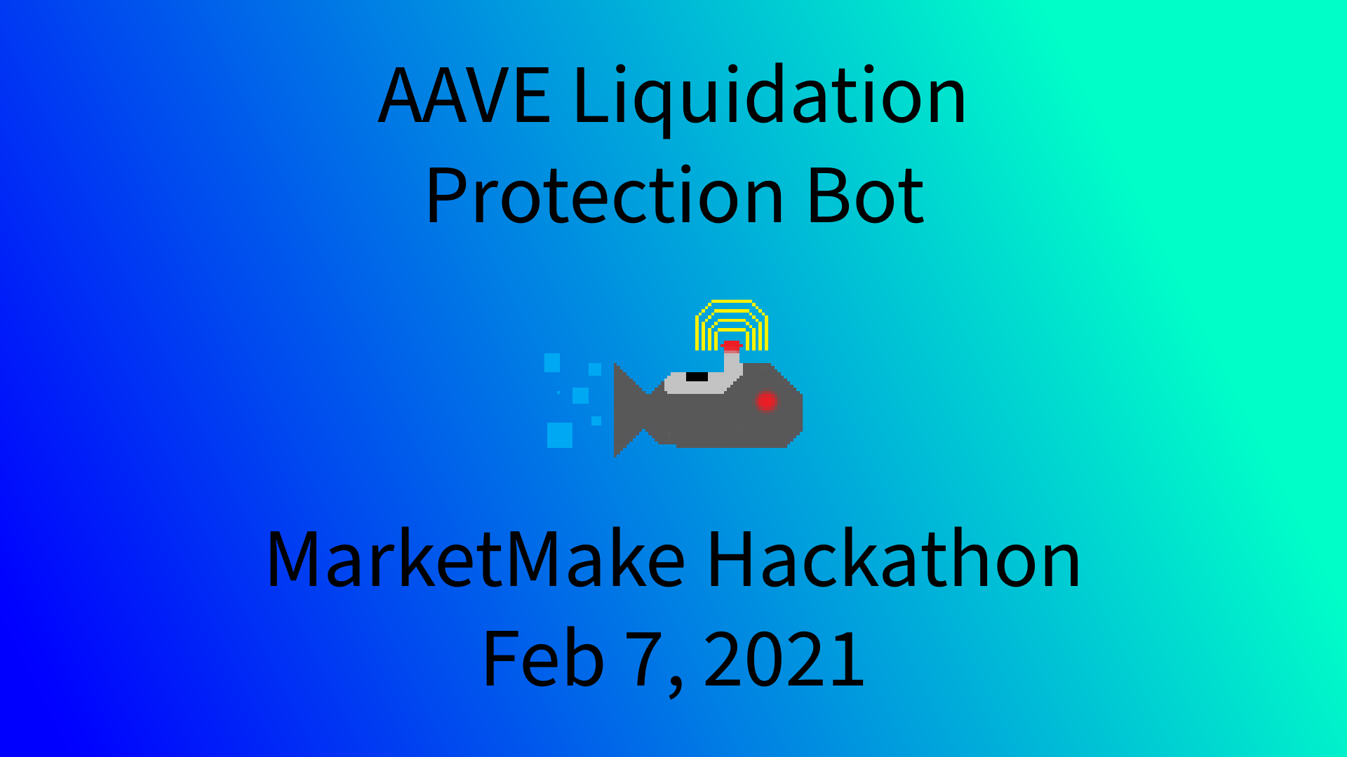 AAVE Liquidation Protection showcase