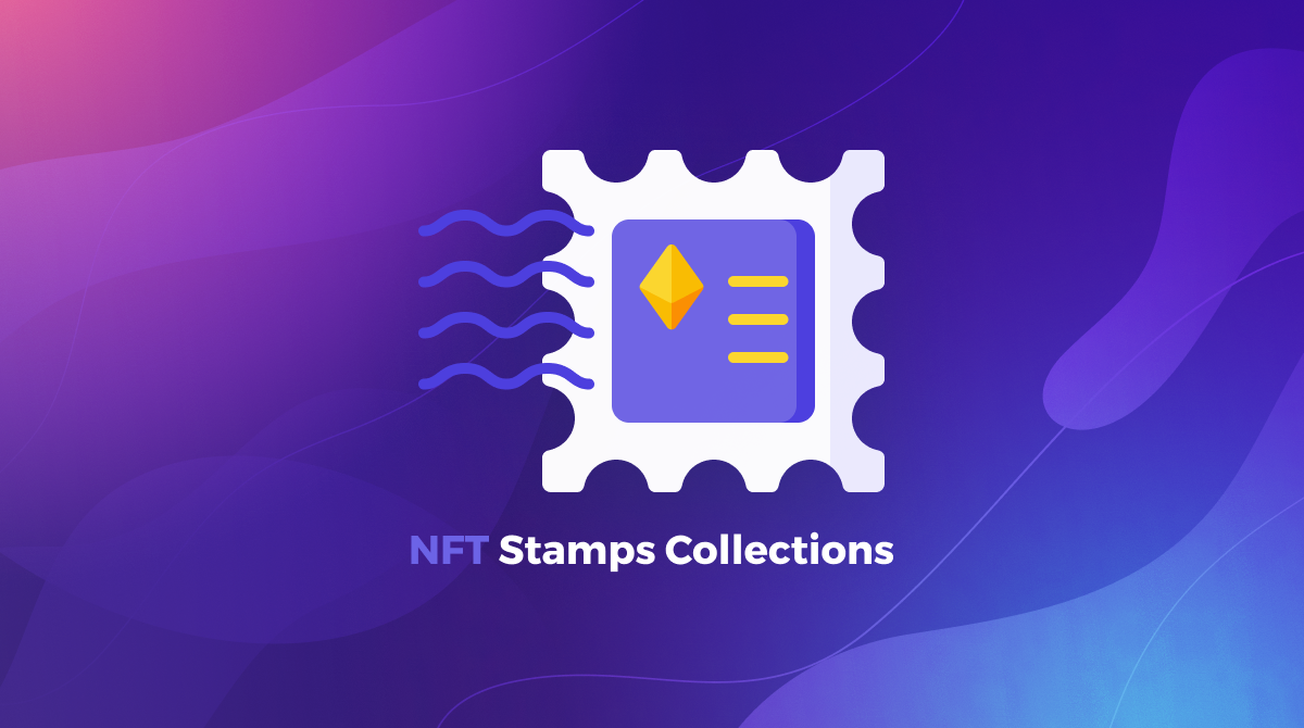 NFT Stamp Collections showcase